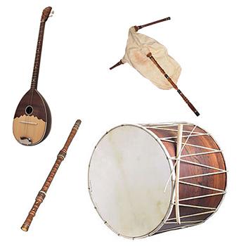 Народни инструменти