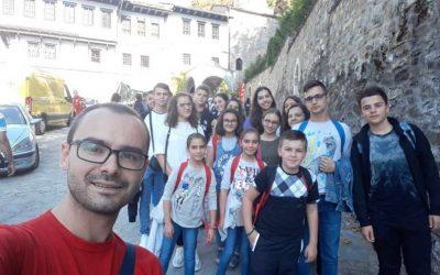 Посета на Бигорскиот манастир, Вевчани и Струга